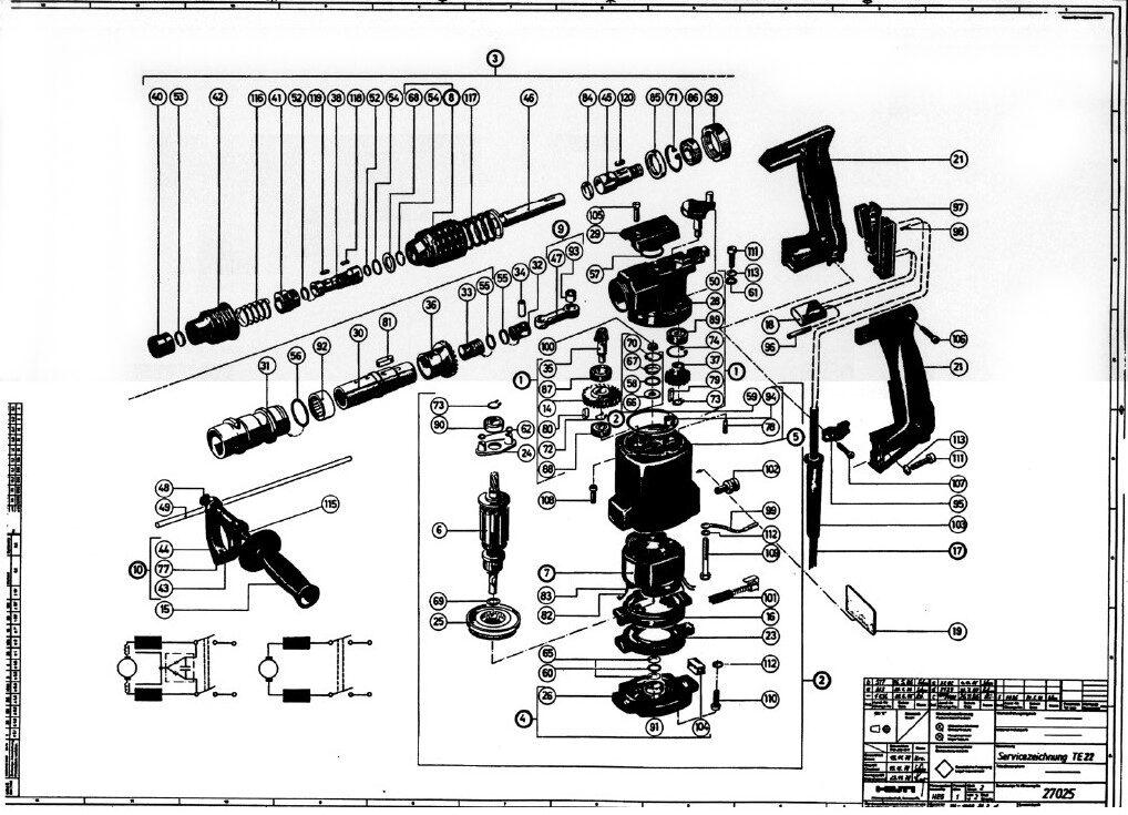 hilti parts catalog