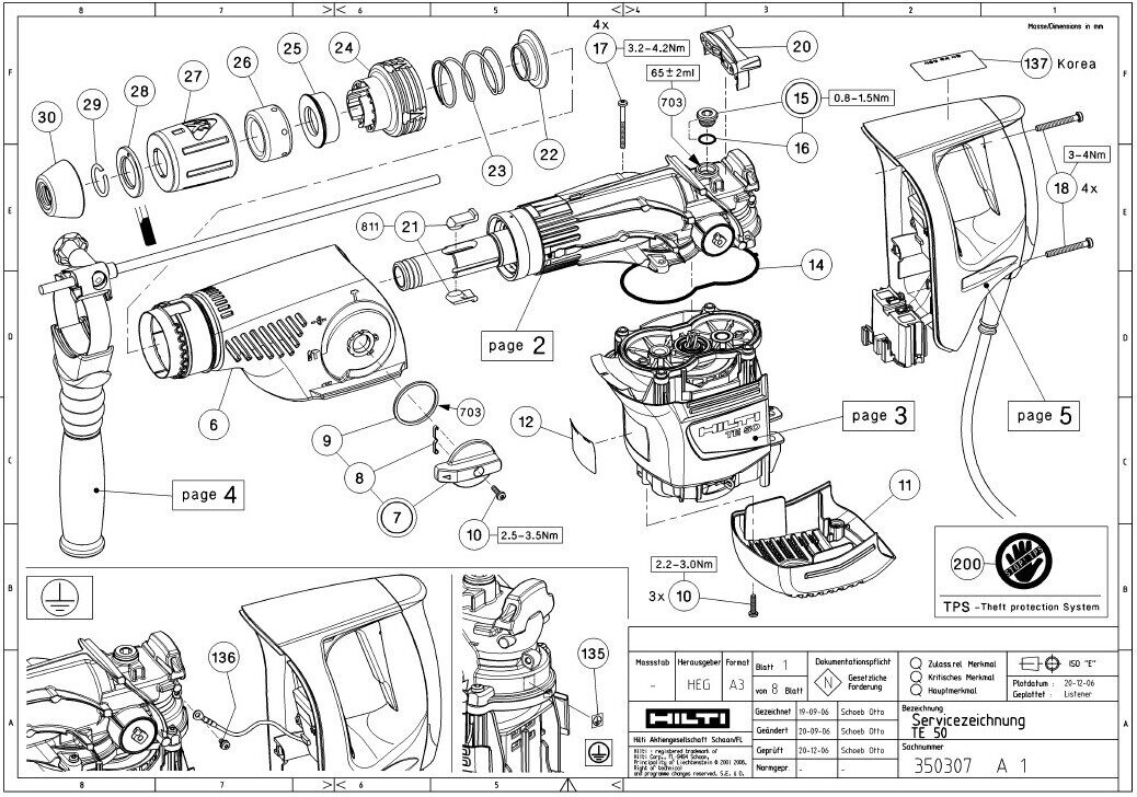 hilti dsh 900 parts diagram  hilti  free engine image for