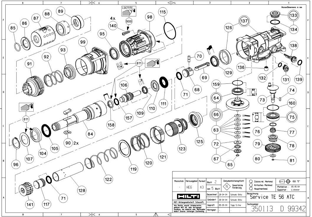 hilti te 25 parts diagram  hilti  free engine image for