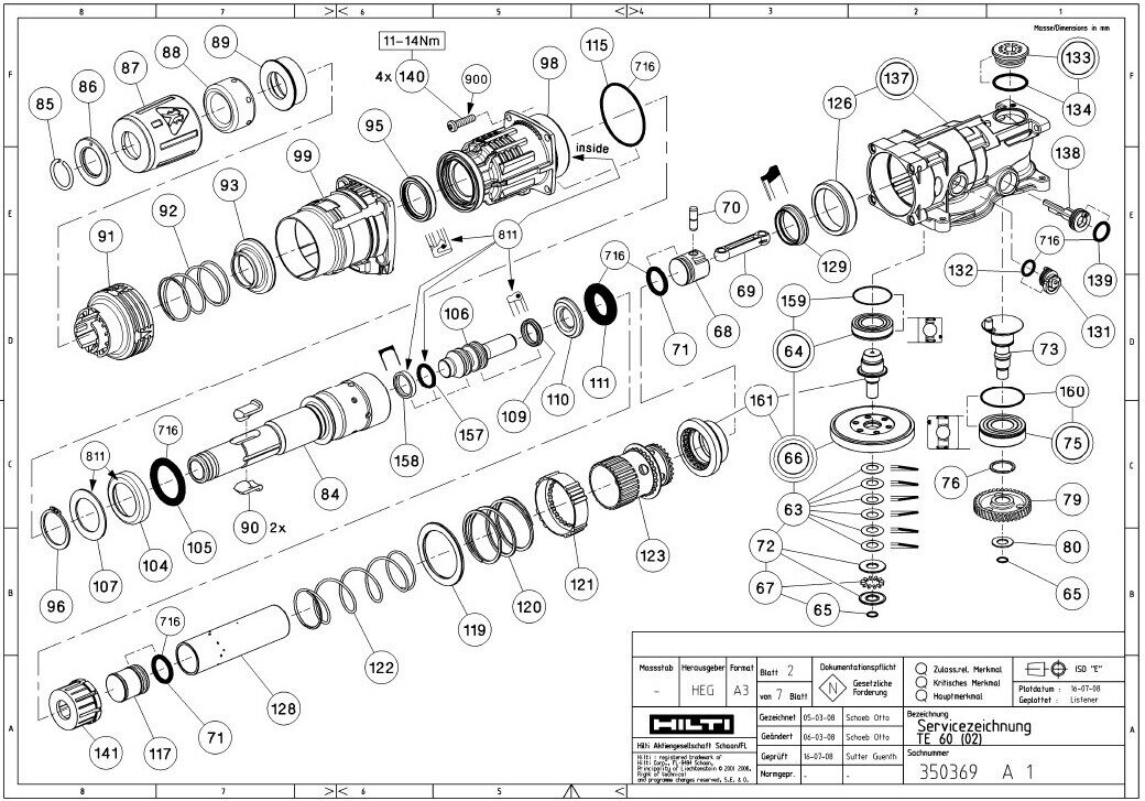 hilti te 50 parts diagram  hilti  get free image about